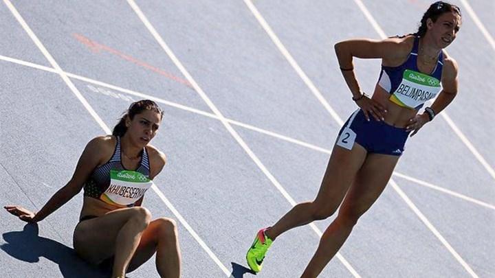 Παγκόσμιο πρωτάθλημα στίβου: Στα ημιτελικά των 200 μέτρων η Μπελιμπασάκη