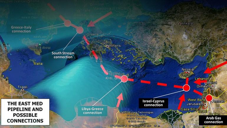 Πυρετός ενεργειακών εξελίξεων για την Ελλάδα: Πέφτουν οι υπογραφές για την κατασκευή του EastMed – Μπαίνει γεωτρύπανο στα κοιτάσματα του Ιονίου