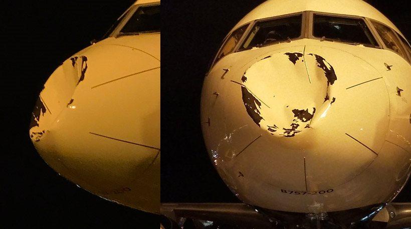 Τρόμος στα 30.000 πόδια: Μέσα στο απόλυτο σκοτάδι, το Boeing 747 σείστηκε – Τι το χτύπησε;