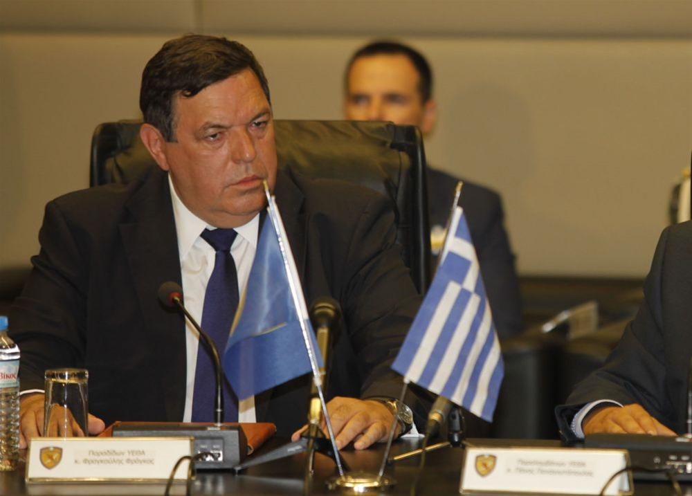 Δρομολογούνται εξελίξεις: Έριξε το σύνθημα ο Στρατηγός Φράγκος Φραγκούλης για την Μακεδονία μας: «Είμαστε και εμείς εδώ»!