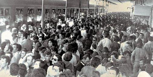 Επίστρατοι στον σιδηροδρομικό σταθμό Θεσσαλονίκης