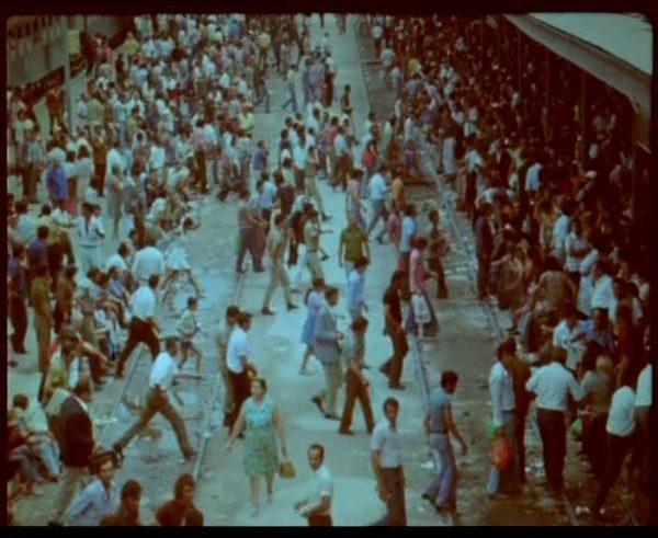 Επίστρατοι στα τρένα, Σάββατο 20 Ιουλίου 1974