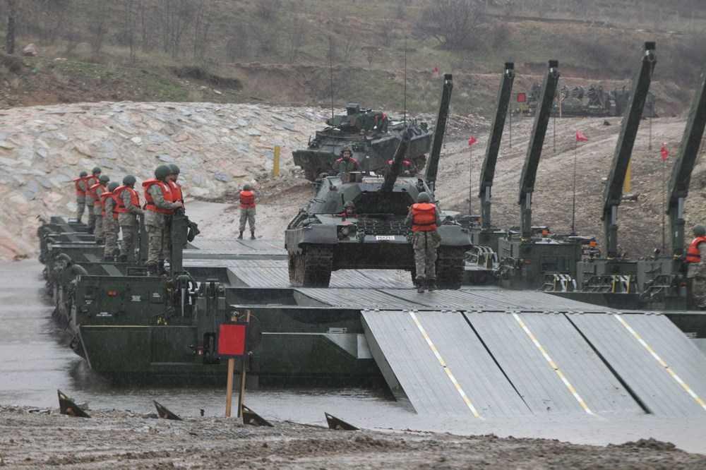 Η απάντηση του Ελληνικού Στρατού στην τουρκική άσκηση βίαιης διέλευσης του Έβρου: «Είμαστε έτοιμοι – Περιμένουμε στις όχθες να σας θερίσουμε»!