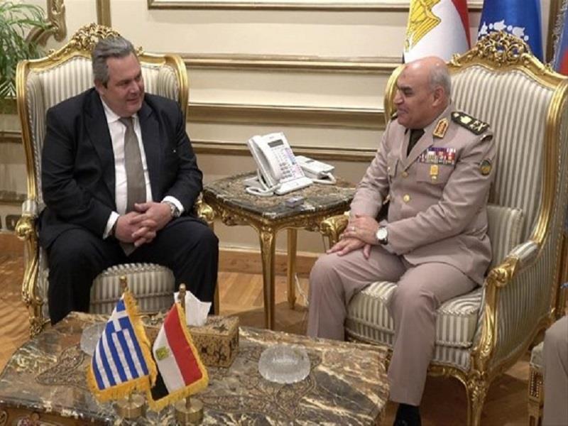 Τρόμος στην Τουρκία από την στρατιωτική συνεργασία Ελλάδας και Αιγύπτου – Έρχεται ανακήρυξη κοινής ΑΟΖ;