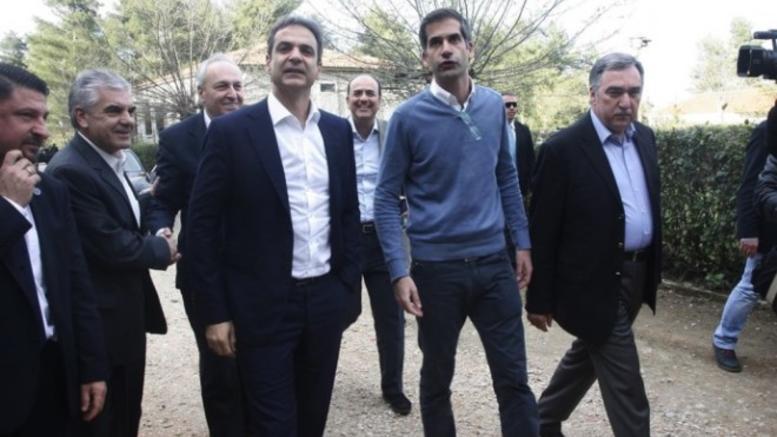 «Κλείδωσε» ο Μπακογιάννης υποψήφιος δήμαρχος στην Αθήνα