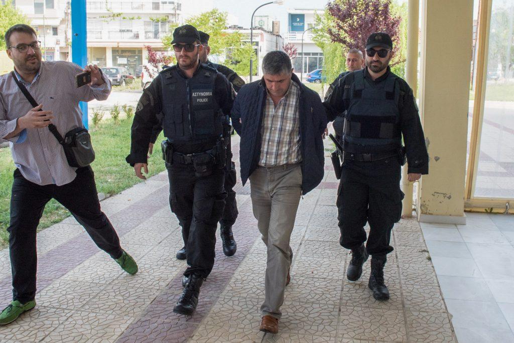 «Ποινή-χάδι» – Φυλάκιση 5 μηνών με αναστολή στον Τούρκο που συνελήφθη – Στη συνέχεια θα τον… επιστρέψουμε Τουρκία!