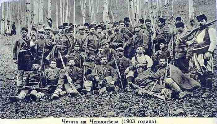 Αποτέλεσμα εικόνας για Το «Ουράνιο Τόξο» δημοσιεύει την διακήρυξη του Κρουσόβου για την «Μακεδονία του Ίλιντεν»!