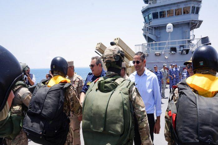 """Ελλάδα, Κύπρος και Αίγυπτος σε πρόβα τζενεράλε: Τα """"πλοκάμια"""" της """"Μέδουσας"""" τυλίγουν την Τουρκία"""