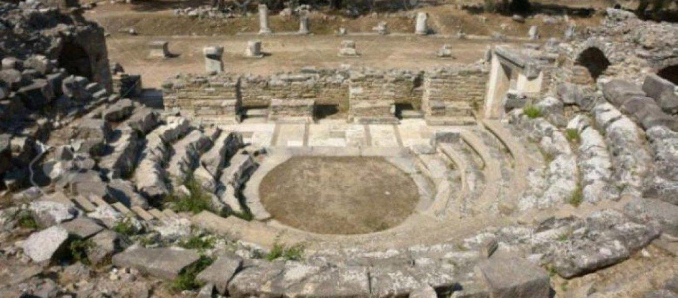 Αποτέλεσμα εικόνας για 5,6 εκατ. λίρες πωλείται η αρχαία ελληνική πόλη Βαργυλία στα τουρκικά παράλια