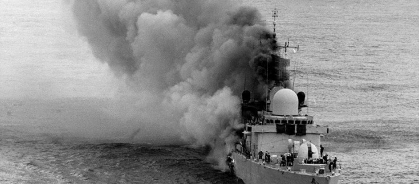 ΑΜ-39 Exocet: Τι θα μπορούσε να επιτύχει κατά του τουρκικού Ναυτικού (βίντεο)