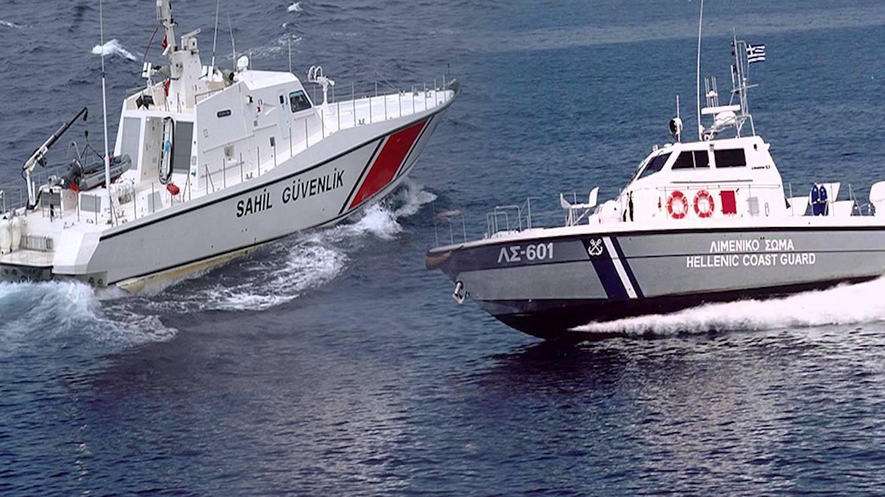 Mπαράζ τουρκικών NAVTEX γύρω από τις Οινούσσες: «Γκριζάρουν» ξανά το Αιγαίο – Σκάφος της Τουρκικής Ακτοφυλακής στην περιοχή