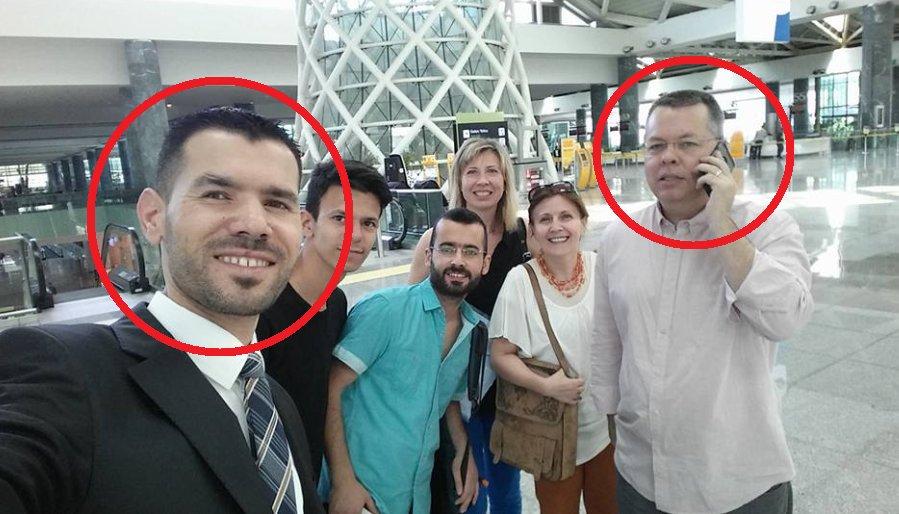 """«Θα σαπίσει στην φυλακή"""" : Με μοχλό τον Πάστορα Μπράνσον, σχέδιο Εκχριστιανισμού των Κούρδων και διαμελισμού της Τουρκίας"""