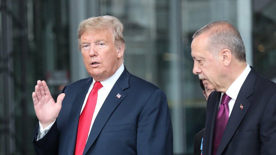 Ο Τραμπ «γονατίζει» την Αγκυρα και τον Ερντογάν: «Η Τουρκία για πολλά χρόνια εκμεταλλευόταν τις ΗΠΑ, ξεχάστε αυτά που ξέρατε» – Σε πανικό ο «Σουλτάνος»