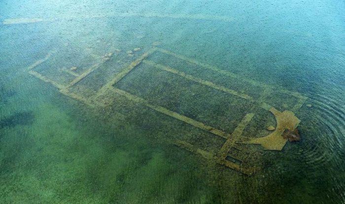 Ανακάλυψη που προκαλεί δέος: Βρήκαν Βυζαντινή εκκλησία σε λίμνη της Τουρκίας – Το «μυστικό» που κρύβεται από κάτω