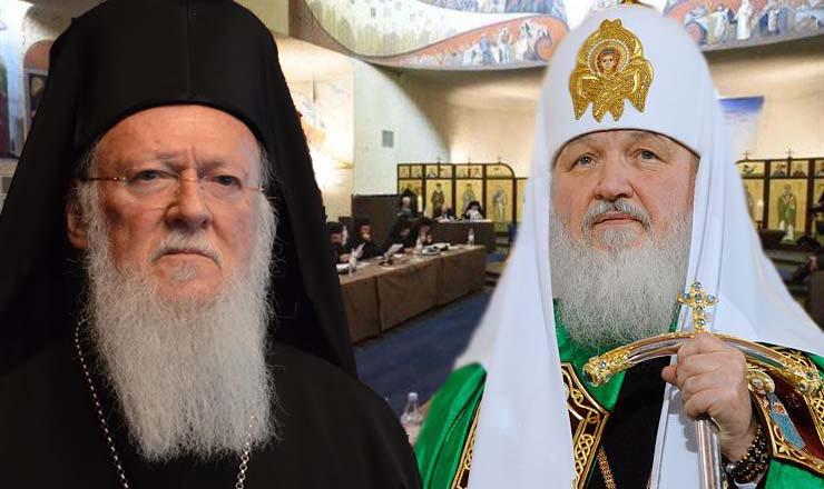 Αποτέλεσμα εικόνας για ουκρανια ρωσια πατριαρχης