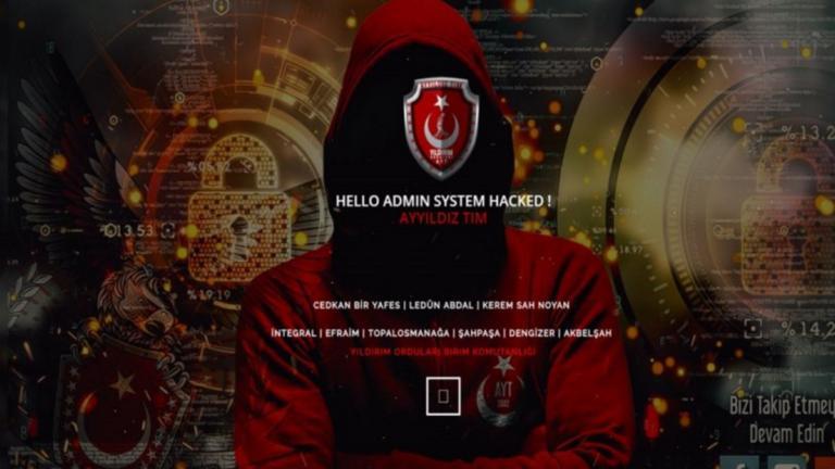 Χάκαραν δεκάδες ελληνικές ιστοσελίδες και υπουργικές Hakers_19_10_2018-768x432