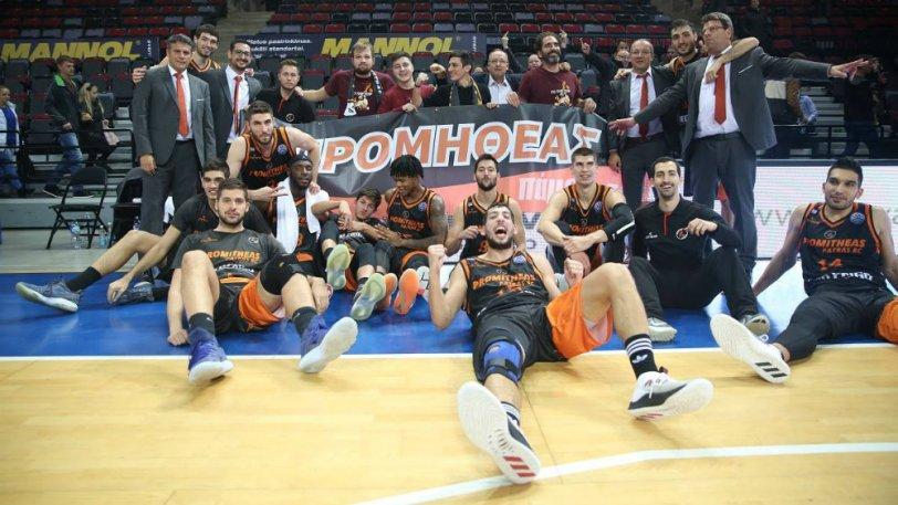 Basketball Champions League: Ο Προμηθέας Πατρών «λύγισε