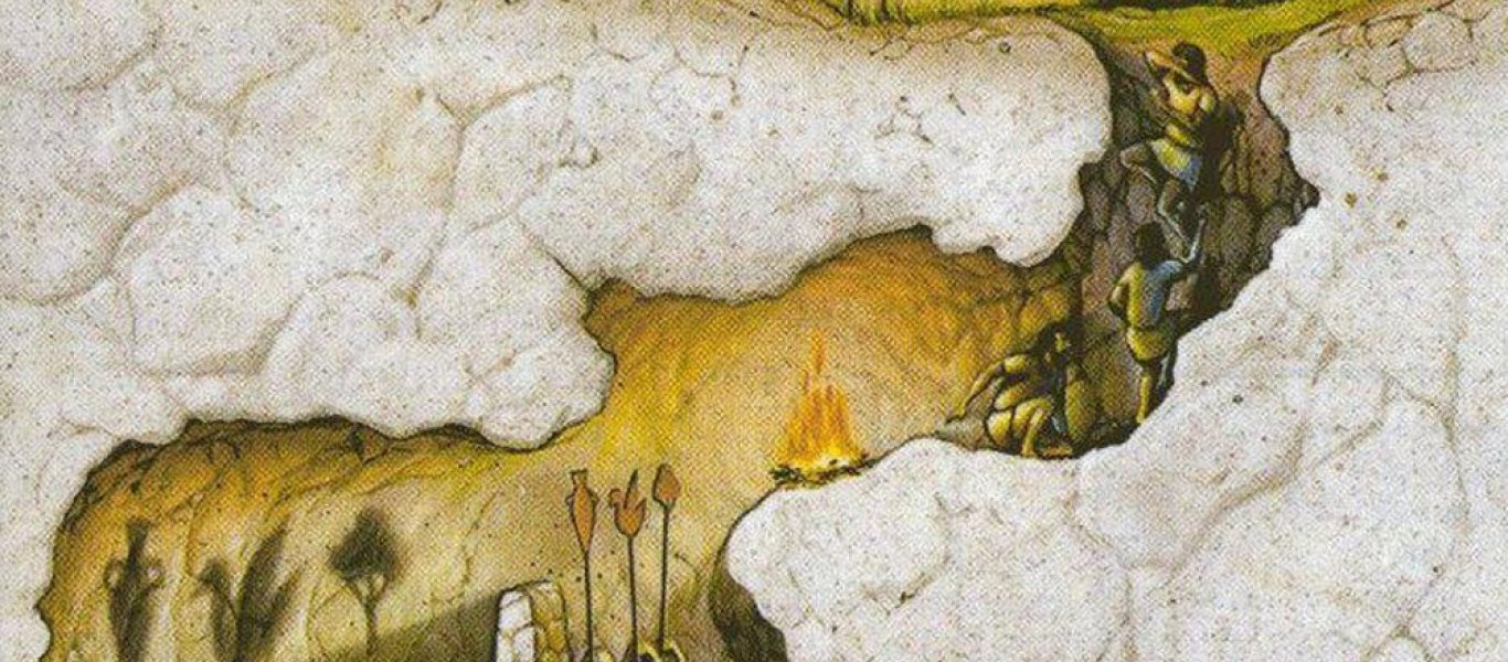 Αποτέλεσμα εικόνας για το σπηλαιο του πλατωνα
