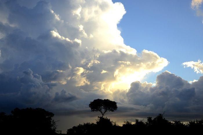 Κεραυνός που χρονολογείται από τη Νότια Αφρική
