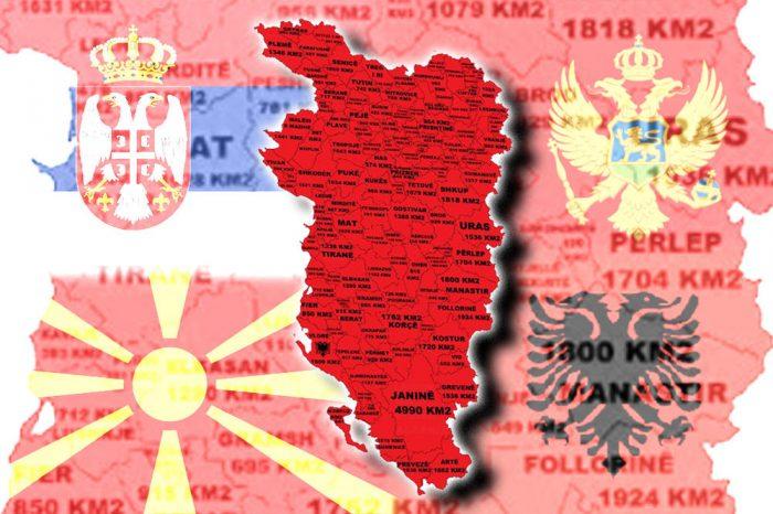 Έρχεται «τσουνάμι» εξελίξεων στα Βαλκάνια  Ξεσηκώνονται οι Αλβανοί στο  Μαυροβούνιο – Κατεβάζουν κόμμα   θέλουν αυτονομία! f301f215679