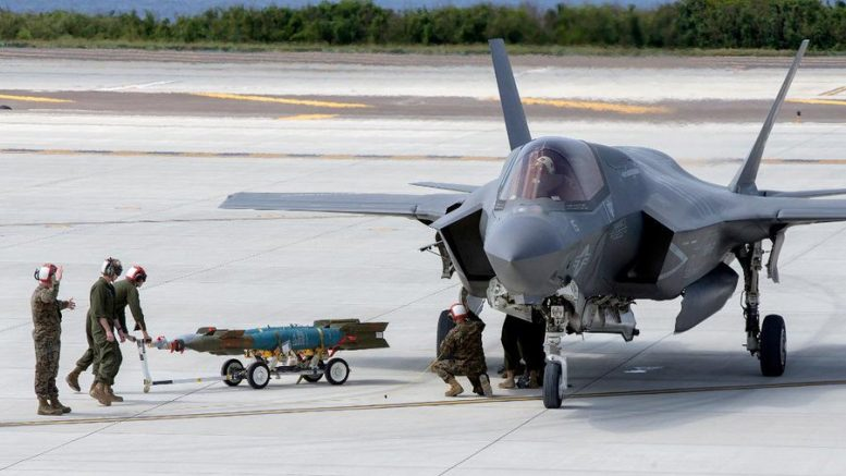 ΕΚΤΑΚΤΟ: Νομοσχέδιο στη Γερουσία θα απαγορεύσει τη μεταφορά των F-35 στην Τουρκία – «Υπάρχει κίνδυνος για την παγκόσμια ασφάλεια»
