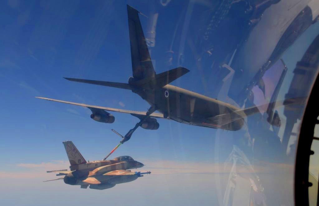 Προέλαση ισραηλινών μαχητικών στο Αιγαίο: Ασκήσεις εναέριου ανεφοδιασμού & εικονικών βομβαρδισμών – Προβληματισμός στην Άγκυρα