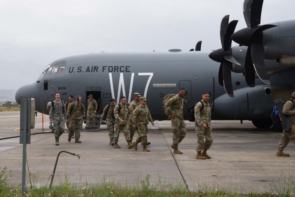 Σε θέσεις «μάχης» ΗΠΑ-Ελλάδα: «Απόβαση» Αμερικανών κομάντος στην Ελευσίνα εν μέσω τουρκικών προκλήσεων