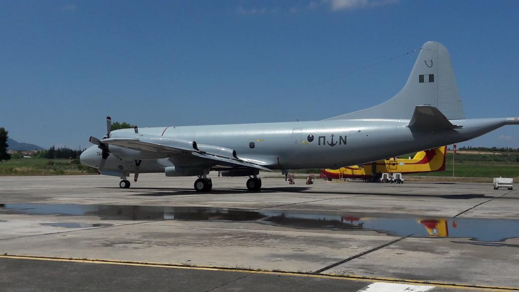 Στον αέρα ξανά το P-3 Orion: Αλλάζουν τα δεδομένα σε Αιγαίο και Α. Μεσόγειο – Δείτε εικόνες