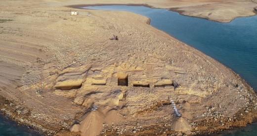 Πώς η ξηρασία στο Ιράκ αποκάλυψε ανάκτορο μυστηριώδους αυτοκρατορίας 3.400 ετών