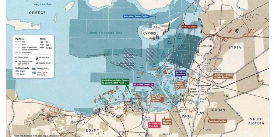 Αποκάλυψη-σοκ: Ο απόρρητος χάρτης των ΗΠΑ για την Κυπριακή ΑΟΖ – Τι σχεδίαζε ο Ομπάμα με τον Ερντογάν για την Α. Μεσόγειο...