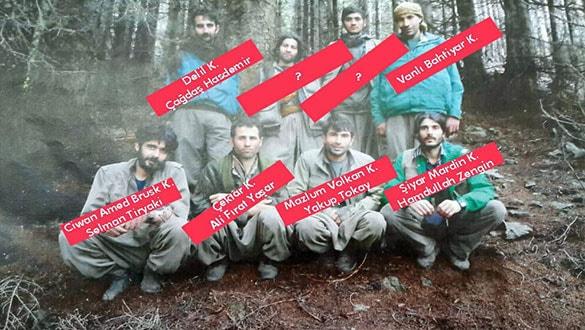 «Ζωντανό» το αντάρτικο στον Πόντο: Ανακαλύφθηκαν δεκάδες όπλα & αποθήκες – Συναγερμός στις τουρκικές Αρχές