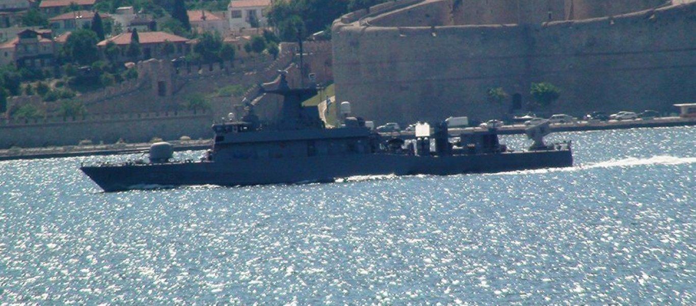 H ΤΠΚ Γρηγορόπουλος «τρόμαξε» τους Τούρκους: «Πέρασε τα Δαρδανέλια με ανοιχτούς πυραύλους» – Τουρκική άσκηση στο Δυρράχιο