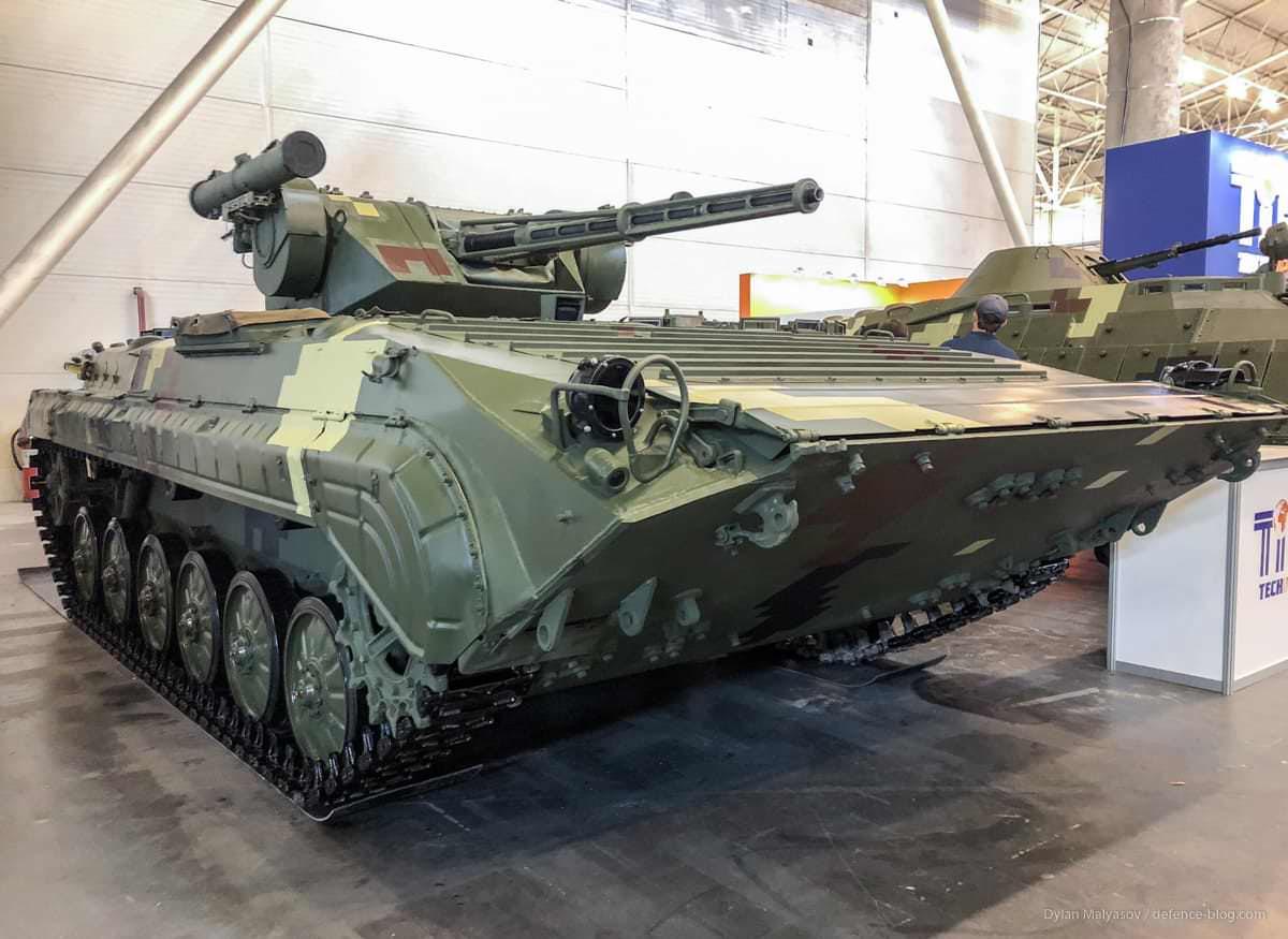 «Σφίγγει» η αμυντική συνεργασία Ελλάδας-Αιγύπτου: Tα Ελληνικά Αμυντικά Συστήματα ανέλαβαν την ανακατασκευή τεθωρακισμένων BMP-1