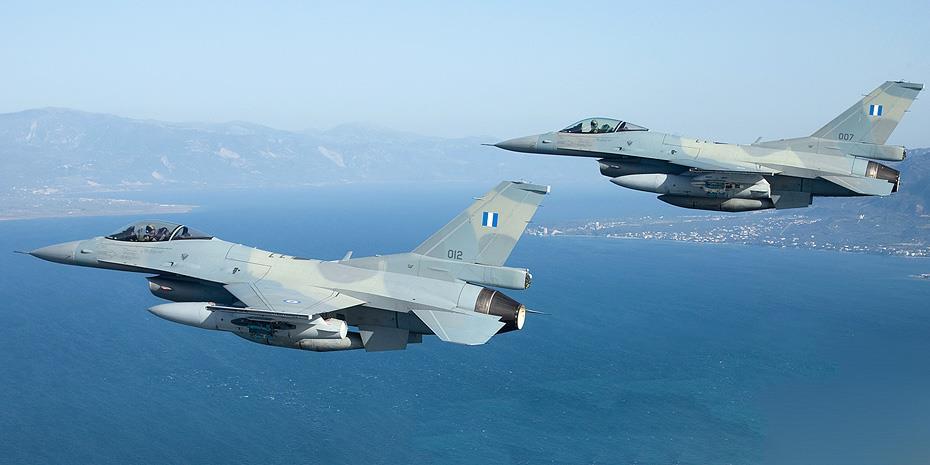 LM: Στο 1,528 δισ. δολάρια η αναβάθμιση των F-16 – Επιπλέον 300 θέσεις εργασίας στην Ελληνική Αεροπορική Βιομηχανία