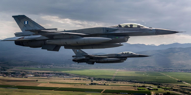 Τα «γεράκια» της ΠΑ «κλειδώνουν» το Α. Αιγαίο: Πάνω από 150 απογειώσεις μαχητικών προς Καστελόριζο – Άσκηση SAR με Κυπριακή συμμετοχή