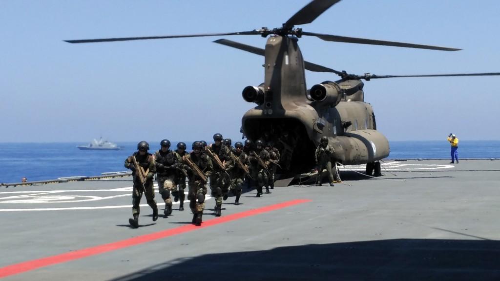 Ελλάδα, Κύπρος & Αίγυπτος σε πρόβα τζενεράλε: Απλώνει τα «πλοκάμια» της η «ΜΕΔΟΥΣΑ» – Mistral, Fremm & υποβρύχια «214» «κλειδώνουν» το Αιγαίο