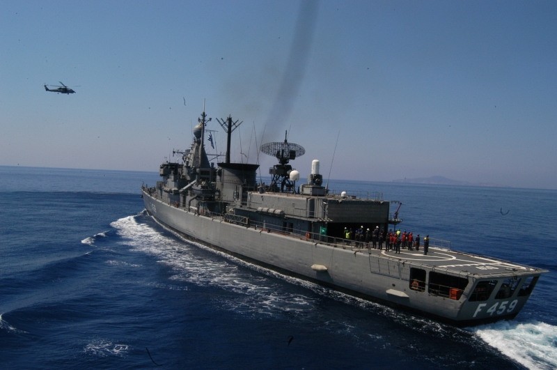 Συναγερμός στο ΠΝ – Η Αθήνα θα στείλει πλοία για άσκηση με πραγματικά πυρά στην Κάρπαθο (upd)