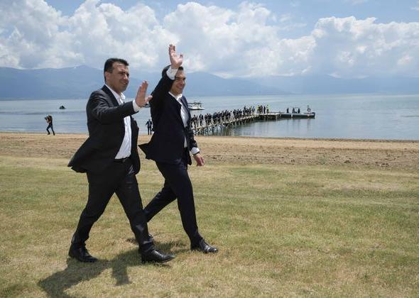 Αλέξανδρος Μαλλιάς: Η Συμφωνία των Πρεσπών είναι πλέον εύθραυστη