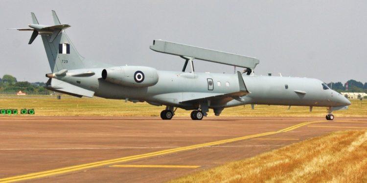 «Φωτιά» στον αέρα της Κύπρου: Ελληνικό κατασκοπευτικό σε πτήση επιτήρησης – ΗΠΑ-Ελλάδα σε συνεργασία στην Α.Μεσόγειο