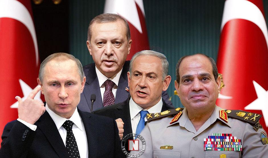 ΕΚΤΑΚΤΟ: Αναμέτρηση Τουρκίας-Ισραήλ: «Μετωπική» κατασκοπευτικών νότια της Κύπρου – Τελ Αβίβ: «Η Τουρκία υπονομεύει την ειρήνη στην περιοχή»