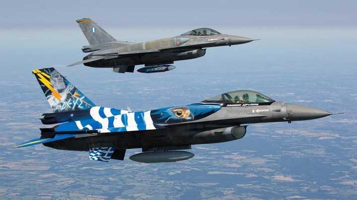 Υπεγράφη η συμφωνία με τη Lockheed Martin για την αναβάθμιση των F-16 -Τι περιλαμβάνει το πρόγρραμμα