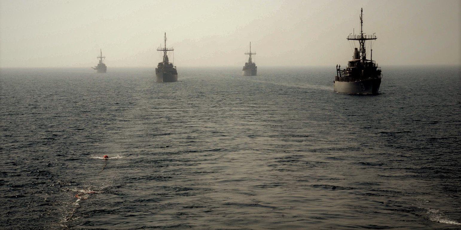 «Ξύπνησαν» οι Ευρωπαίοι & στέλνουν αρμάδα στην Α.Μεσόγειο – Προσφεύγει στον ΟΗΕ η Ιταλία κατά της συμφωνίας Άγκυρας-Τρίπολης