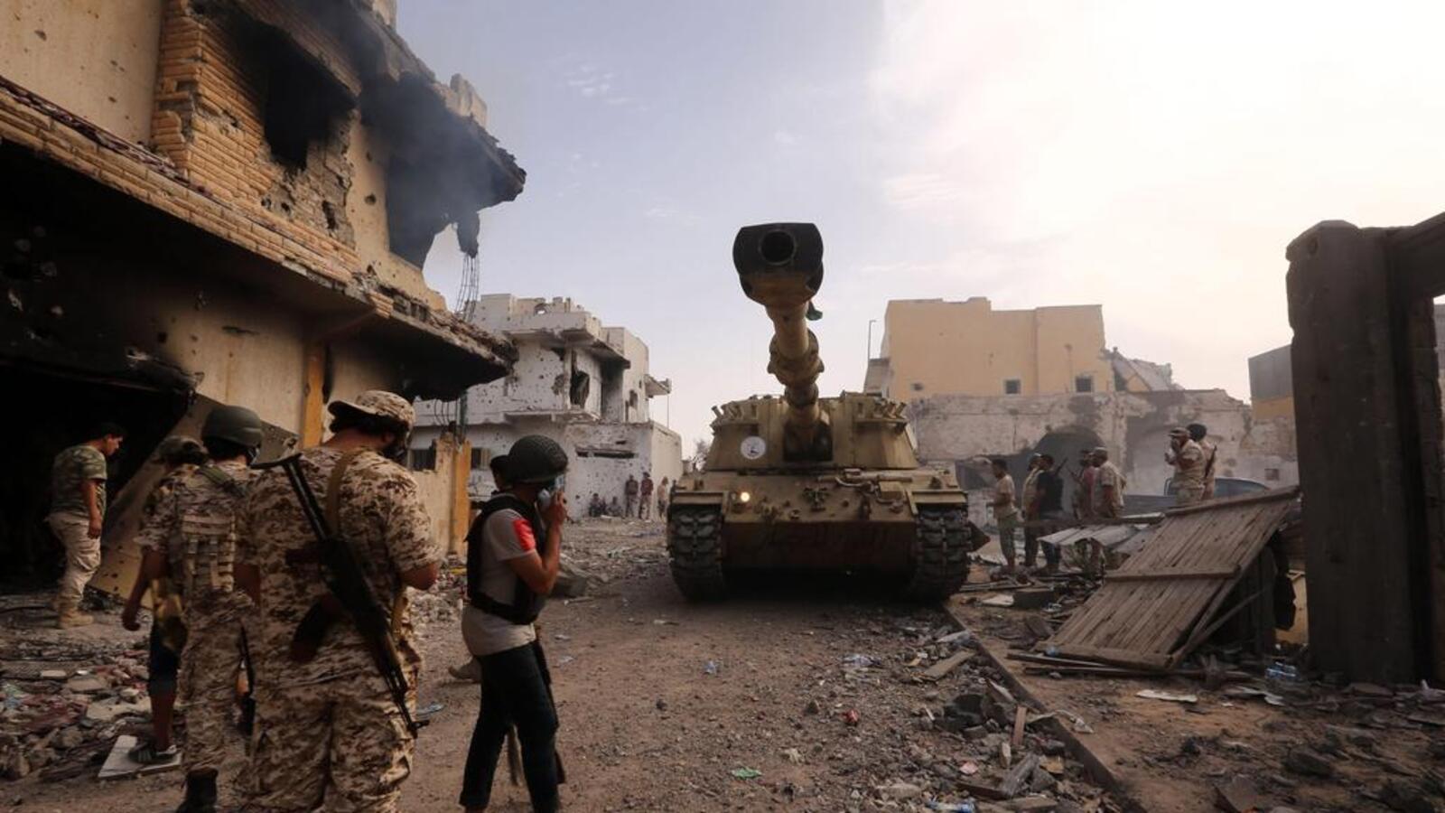 ΕΚΤΑΚΤΟ: Οι φιλότουρκοι υπέκυψαν στον Χαφτάρ: Άρχισαν να παραδίνονται οι στρατιώτες της Τρίπολης – 500 εκατ. στην Τουρκία από προμήθειες όπλων