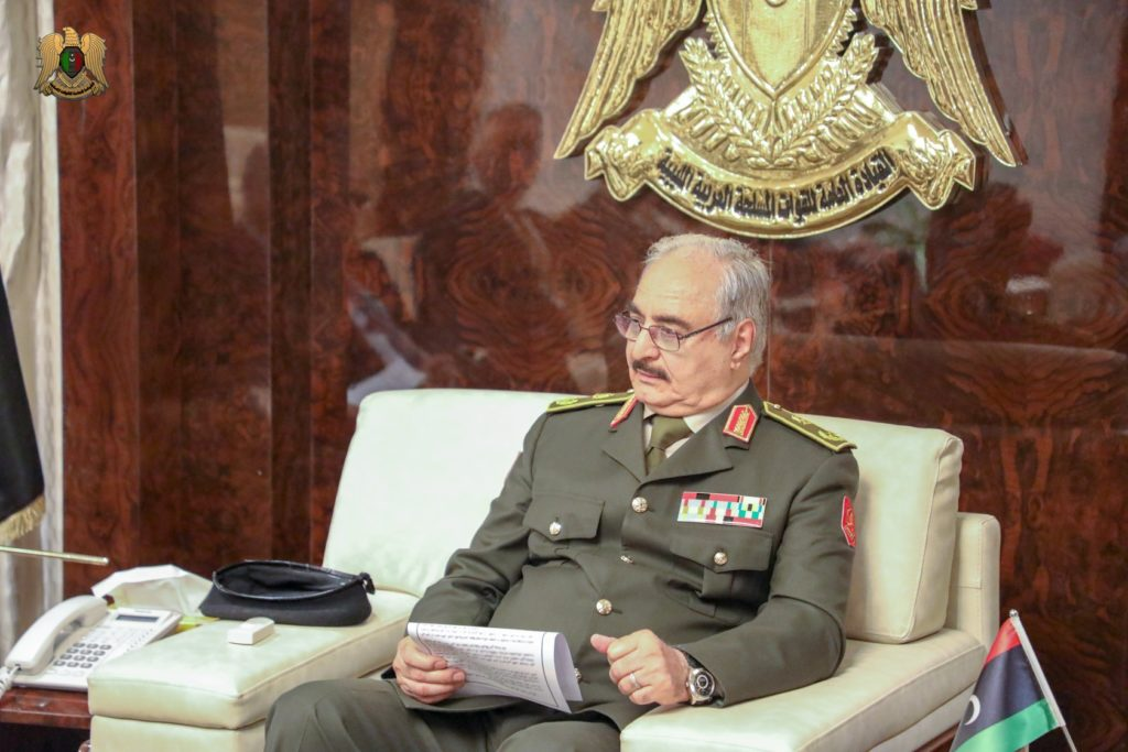 Συντριβή των φιλότουρκων στη Σύρτη της Λιβύης – Ο Εθνικός Στρατός ελέγχει πλήρως την πόλη – Η Μόσχα στέλνει βοήθεια στη Βεγγάζη! (upd)