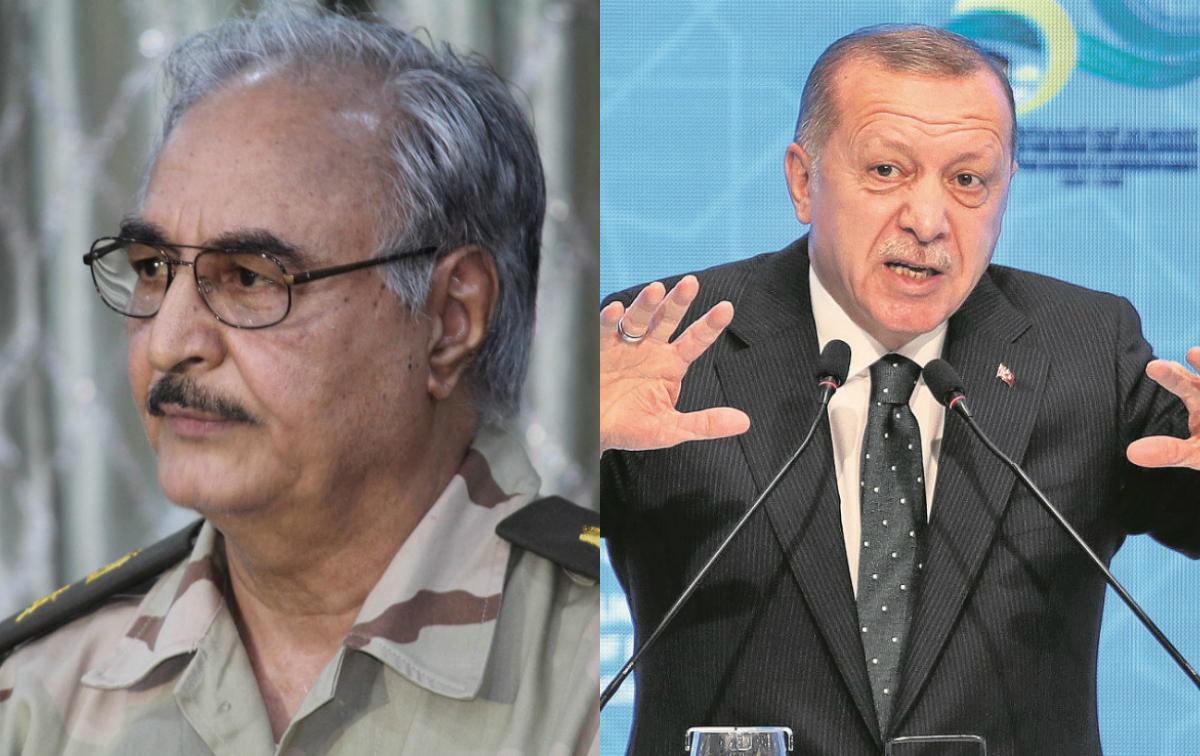 Διπλή «φάπα» στον Ερντογάν: Η βουλή της Λιβύης ακύρωσε το μνημόνιο με την Τουρκία -Αντίποινα Αλ Σίσι κατά Άγκυρας στο ΝΑΤΟ