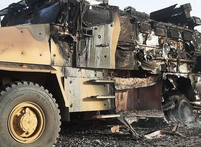 Άχρηστα τα τουρκικά Kirpi: Καίγονται σαν «λαμπάδες» – Έρευνα που εκθέτει τον Ερντογάν